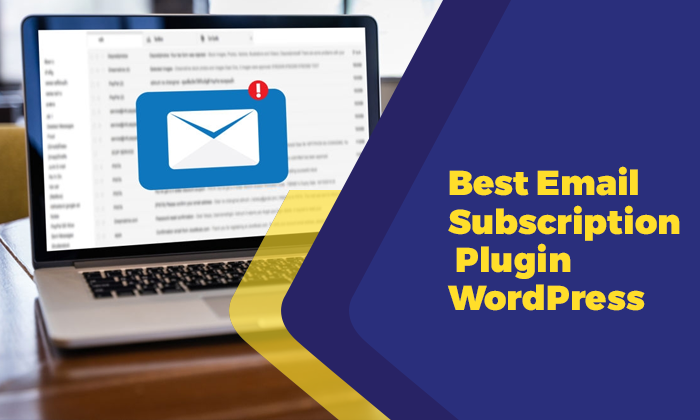 Best Email Subscription Plugin WordPress
