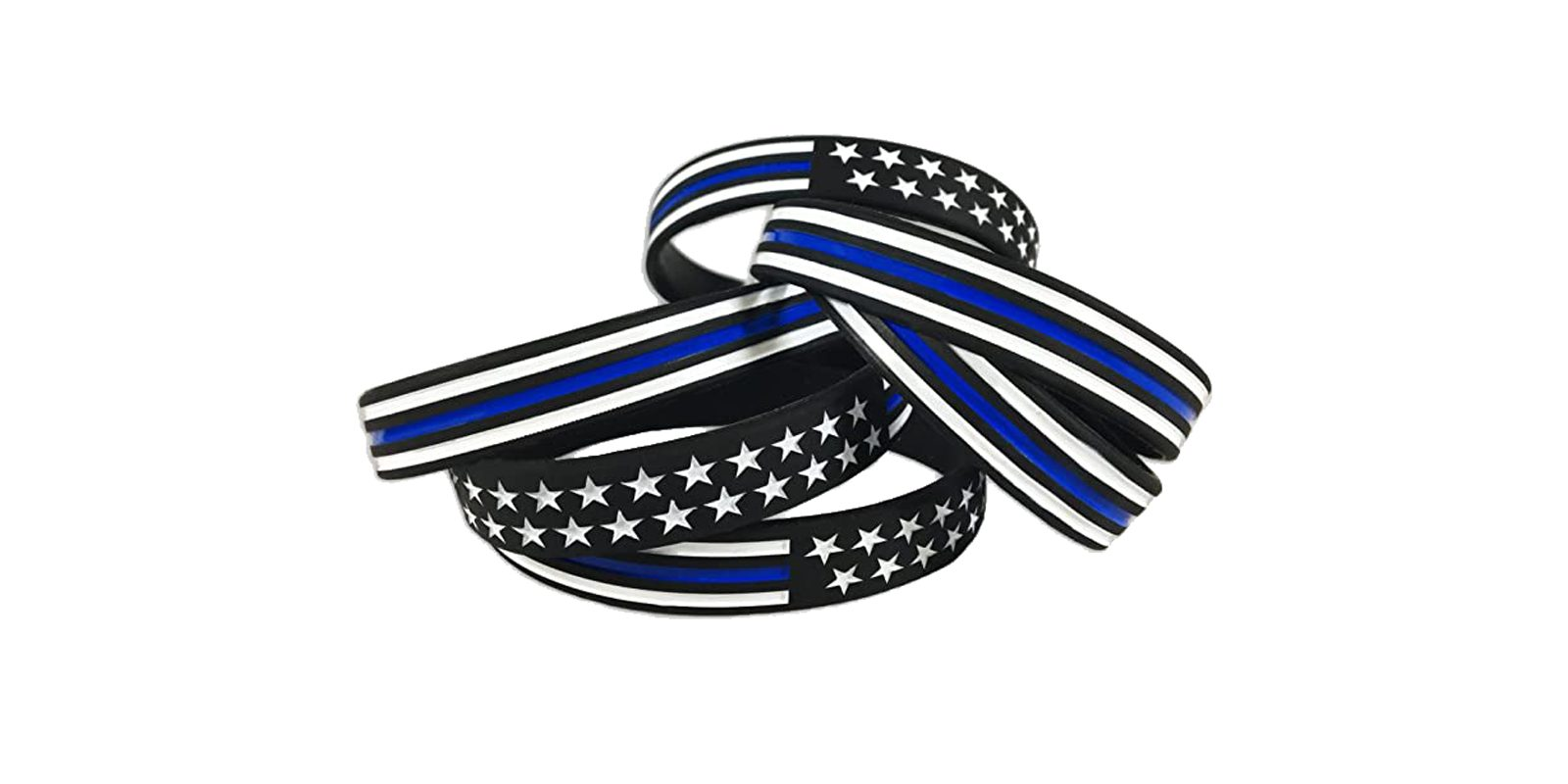 Blue line Wrist bracelet Review